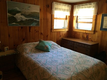 Wellfleet Cape Cod vacation rental - Bedroom 3 with double/full bed
