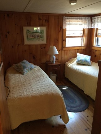 Wellfleet Cape Cod vacation rental - Twin beds for the kids