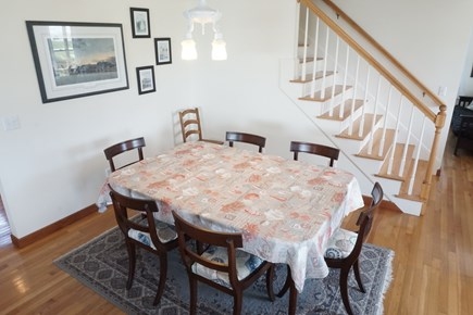 Pocasset Pocasset vacation rental - Dining room