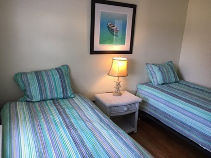 Surf Drive Beach, Falmouth Cape Cod vacation rental - Twin bedroom - another view