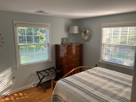 Surf Drive Beach, Falmouth Cape Cod vacation rental - Back Bedroom with Queen from doorway