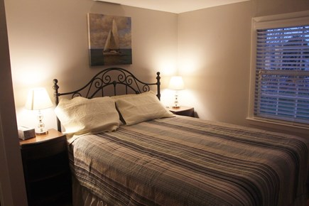 Surf Drive Beach, Falmouth Cape Cod vacation rental - Front bedroom with Queen