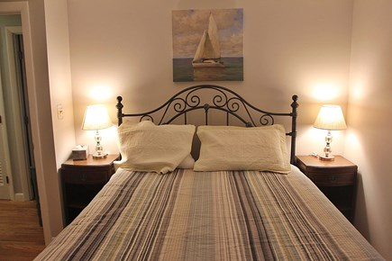 Surf Drive Beach, Falmouth Cape Cod vacation rental - Front bedroom with Queen another view