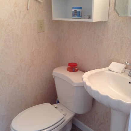 South Yarmouth Cape Cod vacation rental - One of two full bathrooms