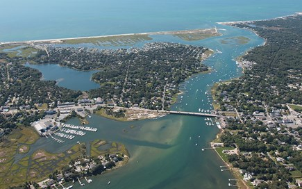 South Yarmouth Cape Cod vacation rental - Right on Bass River