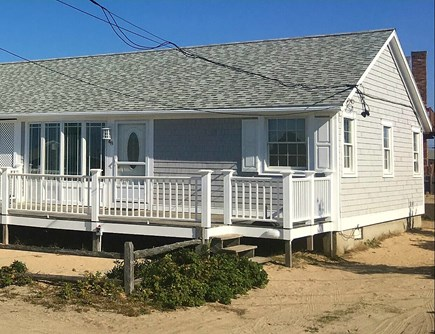 West Dennis Cape Cod vacation rental - View of cottage