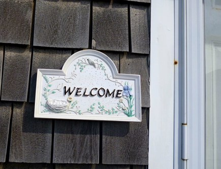 West Dennis Cape Cod vacation rental - Welcome
