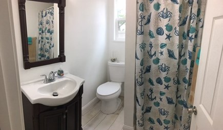 West Yarmouth Cape Cod vacation rental - Bathroom, stand up shower