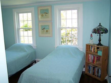 West Yarmouth Cape Cod vacation rental - 1st bedroom with twin beds