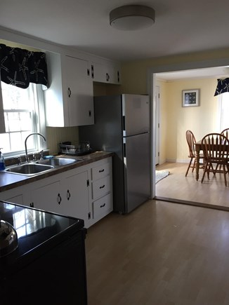 South Yarmouth Cape Cod vacation rental - Fully stocked kitchen, new appliances