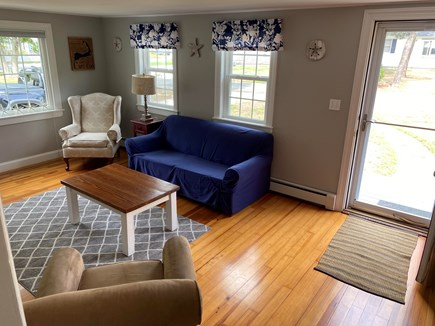 South Yarmouth Cape Cod vacation rental - Spacious Comfortable Living Room