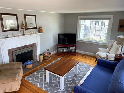 South Yarmouth Cape Cod vacation rental - Spacious Living Room, WiFi, Xfinity cable with HDTV and Xbox 360