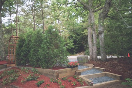 Brewster Cape Cod vacation rental - Beautiful landscaping