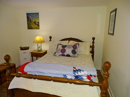 South Dennis Cape Cod vacation rental - Double bed