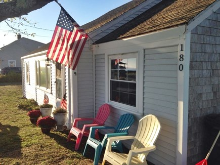 Wellfleet Cape Cod vacation rental - Front of Cottage