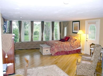 Dennisport Cape Cod vacation rental - Gorgeous waterview seclusion from fireplaced master bedroom