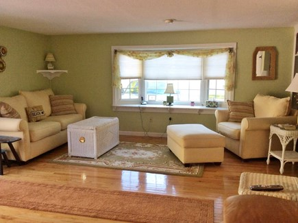 Falmouth, Maravista Cape Cod vacation rental - View two of family room