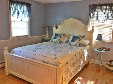 Falmouth, Maravista Cape Cod vacation rental - 1st floor bedroom one queen