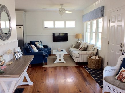 Falmouth Heights Cape Cod vacation rental - Family room
