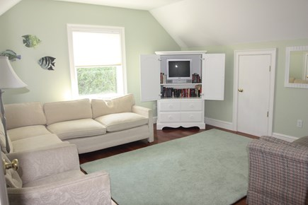 Chatham Cape Cod vacation rental - Upstairs TV/Game room