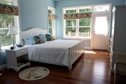 Chatham Cape Cod vacation rental - First floor master bedroom