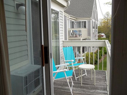 Brewster Cape Cod vacation rental - View to deck from living area