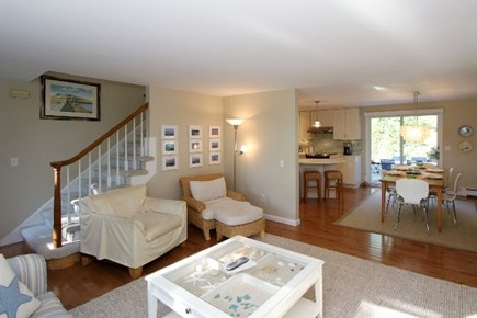 Yarmouth Port Cape Cod vacation rental - Living Room