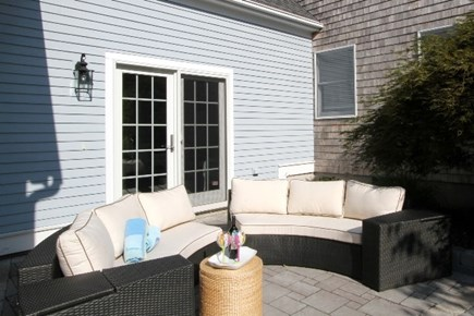 Yarmouth Port Cape Cod vacation rental - Front Patio
