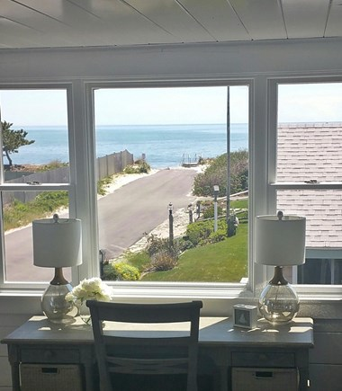 South Yarmouth Cape Cod vacation rental - View from second floor bedroom