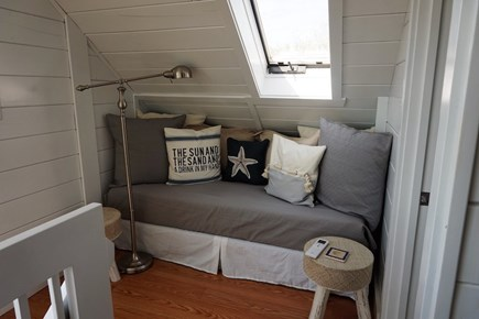 South Yarmouth Cape Cod vacation rental - Day bed