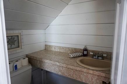 South Yarmouth Cape Cod vacation rental - Half bath