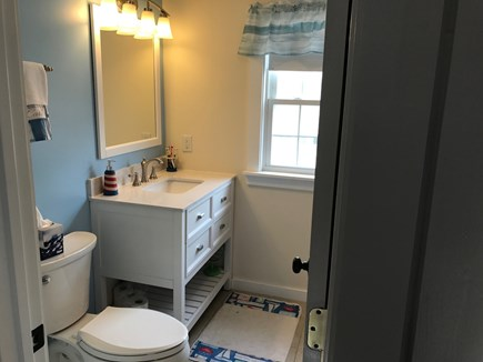 West Harwich Cape Cod vacation rental - Upstairs Full bath with shower