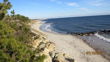West Harwich Cape Cod vacation rental - Beautiful quiet private beach- 200 yards