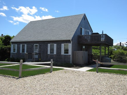 East Dennis Cape Cod vacation rental - Front of home