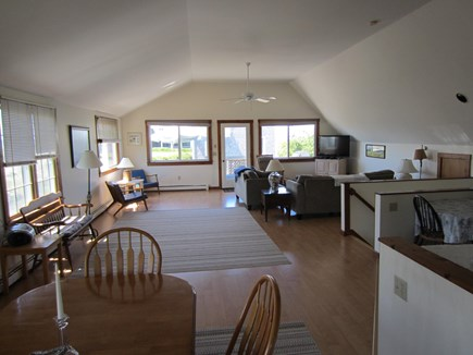 East Dennis Cape Cod vacation rental - Remember, BRs on first floor & great room upstairs for view
