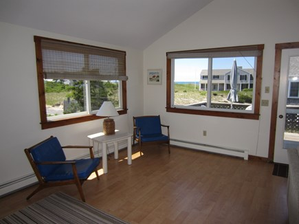 East Dennis Cape Cod vacation rental - Sitting area in living room