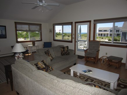 East Dennis Cape Cod vacation rental - Comfortable couches for once the sun sets & time to relax
