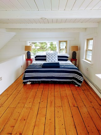 Falmouth Cape Cod vacation rental - Master bedroom with private bathroom
