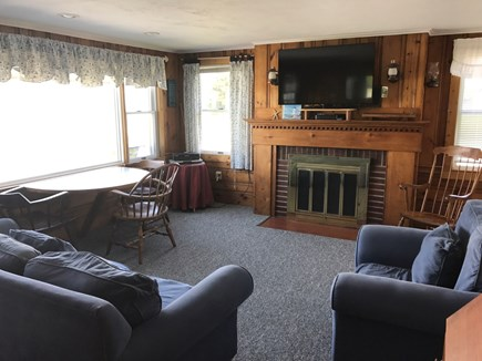 Bourne Cape Cod vacation rental - Large screen TV