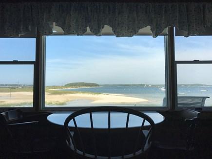 Bourne Cape Cod vacation rental - Picture window