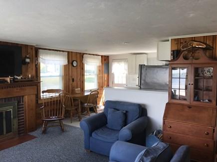 Bourne Cape Cod vacation rental - Living room