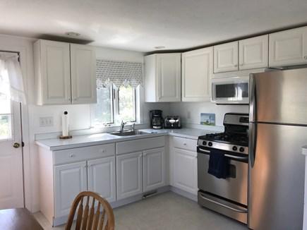Bourne Cape Cod vacation rental - Kitchen