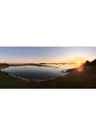 Bourne Cape Cod vacation rental - Panorama from deck