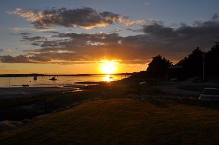 Bourne Cape Cod vacation rental - Sunset