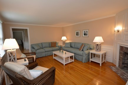 Orleans Cape Cod vacation rental - Spacious living room with plenty of seating