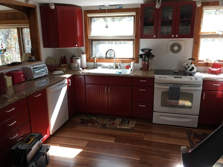 Harwich Port Cape Cod vacation rental - Fully Equipped Kitchen