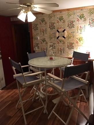 Harwich Port Cape Cod vacation rental - Eat in Kitchen