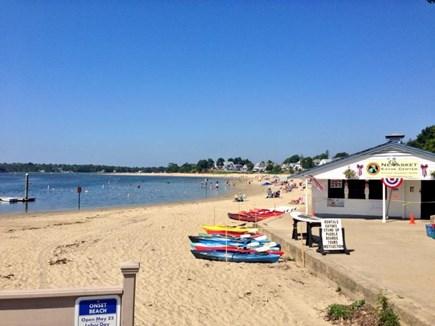 Onset MA vacation rental - Onset Beach