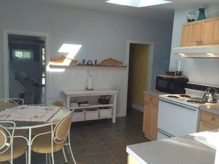 Onset MA vacation rental - Kitchen