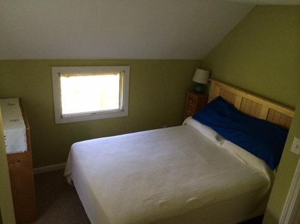 Onset MA vacation rental - Master bedroom with double bed